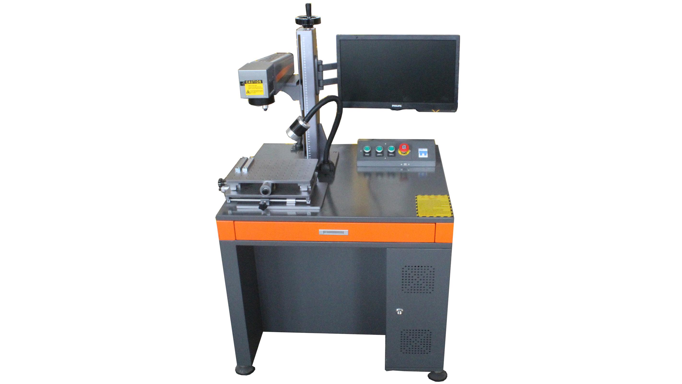 Lazer Markalama Makinası 2